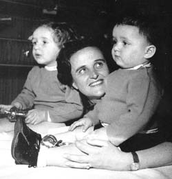 Gianna and two of her children